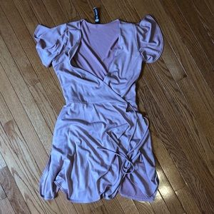 Lord and Taylor Design Lab Wrap Dress